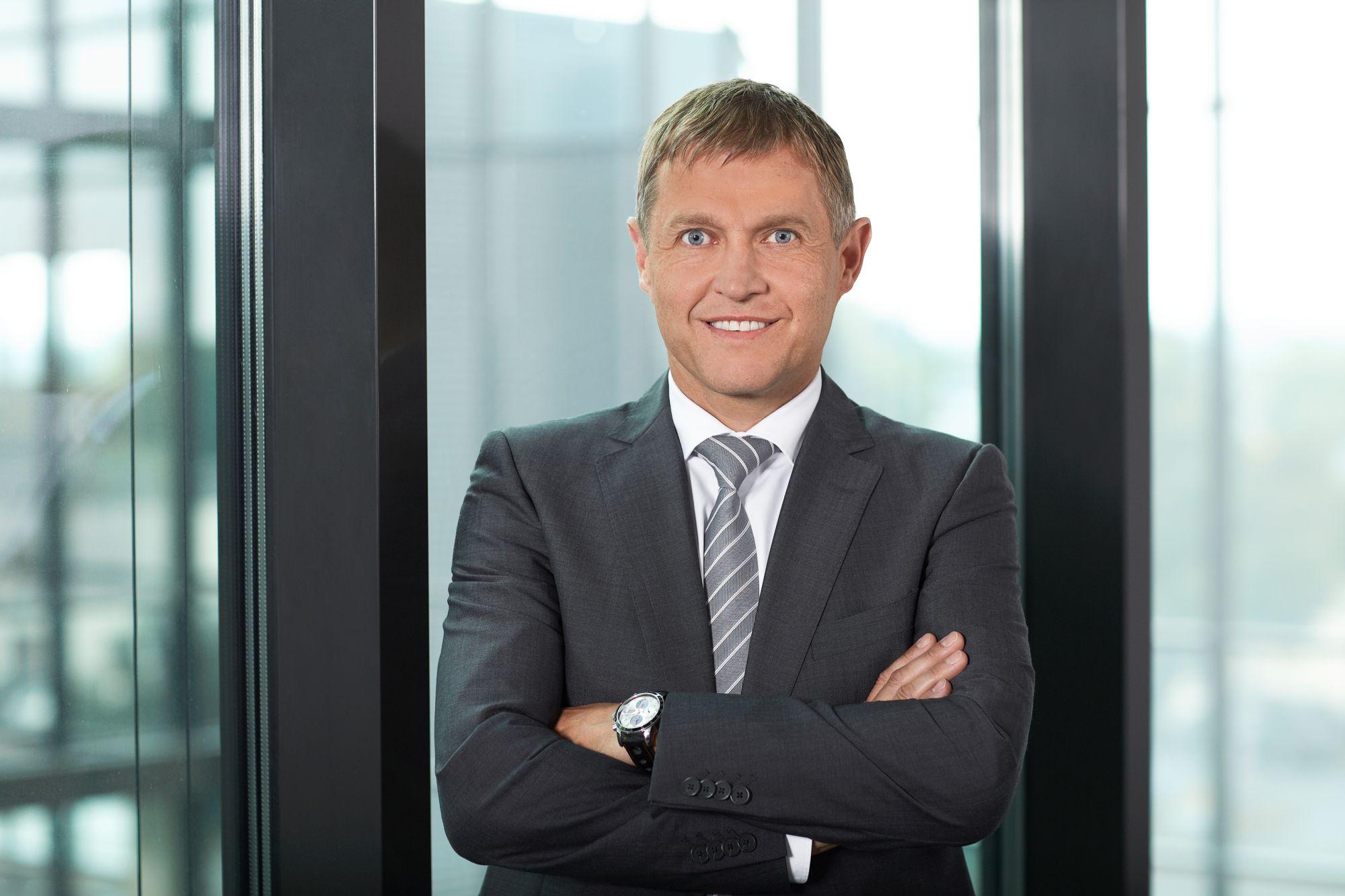 Neuer Automotive Chef Bei Benteler