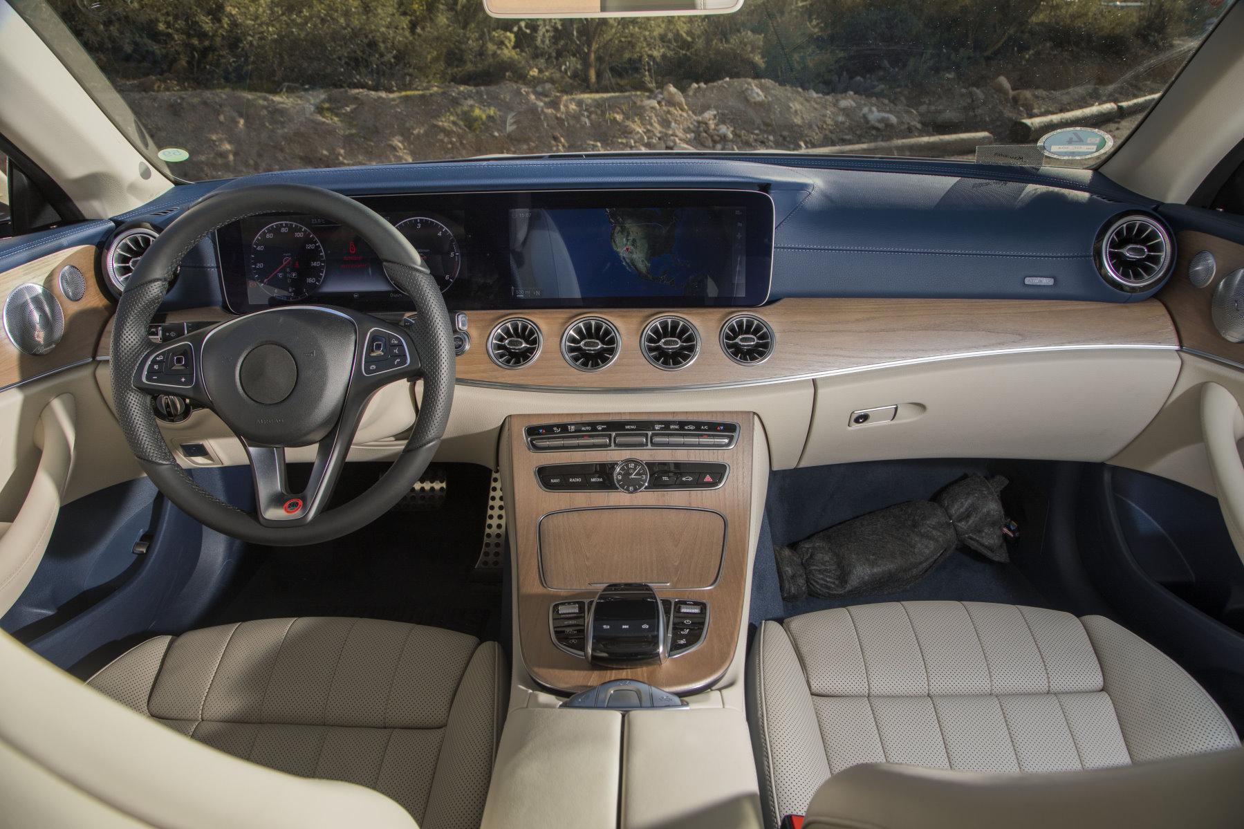 Mercedes E Klasse Cabrio Schärferes Image Ohne Mütze
