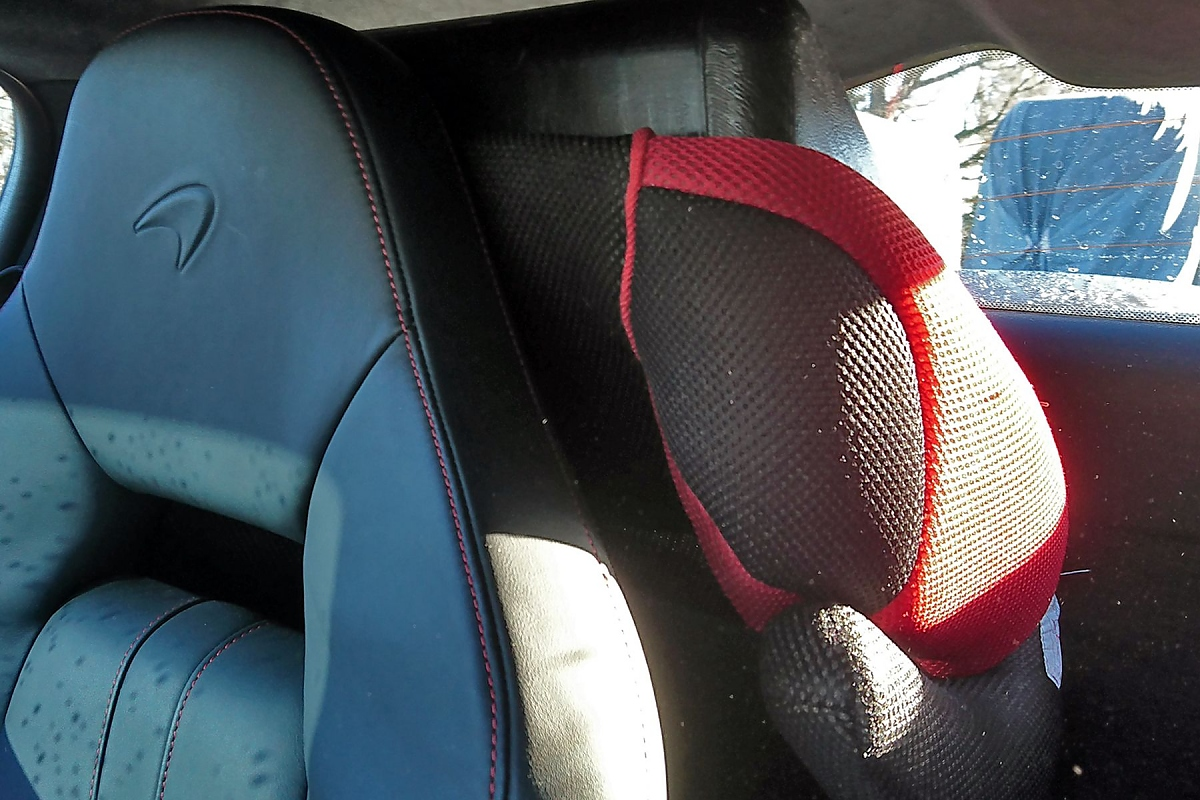 mclaren 540c luxusprobleme mit dem supersportler. Black Bedroom Furniture Sets. Home Design Ideas