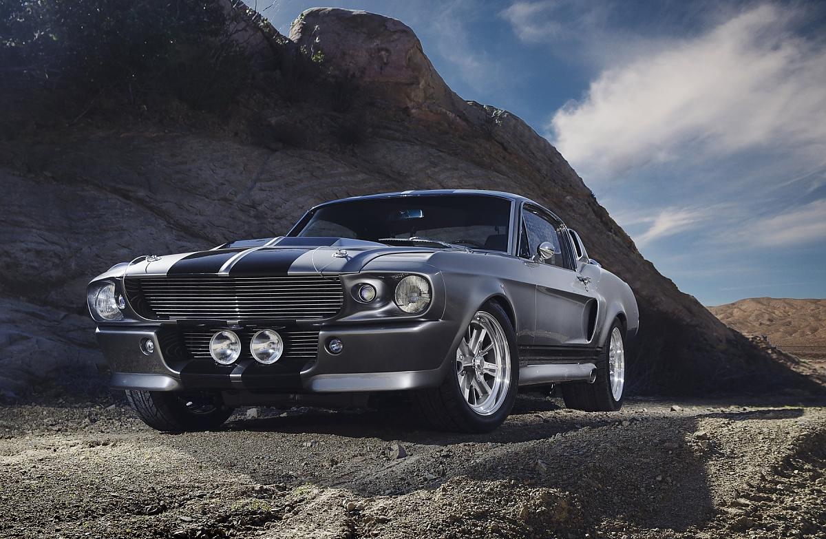 Ford Mustang Eleanor Der Spektakularste Mustang Aller Zeiten
