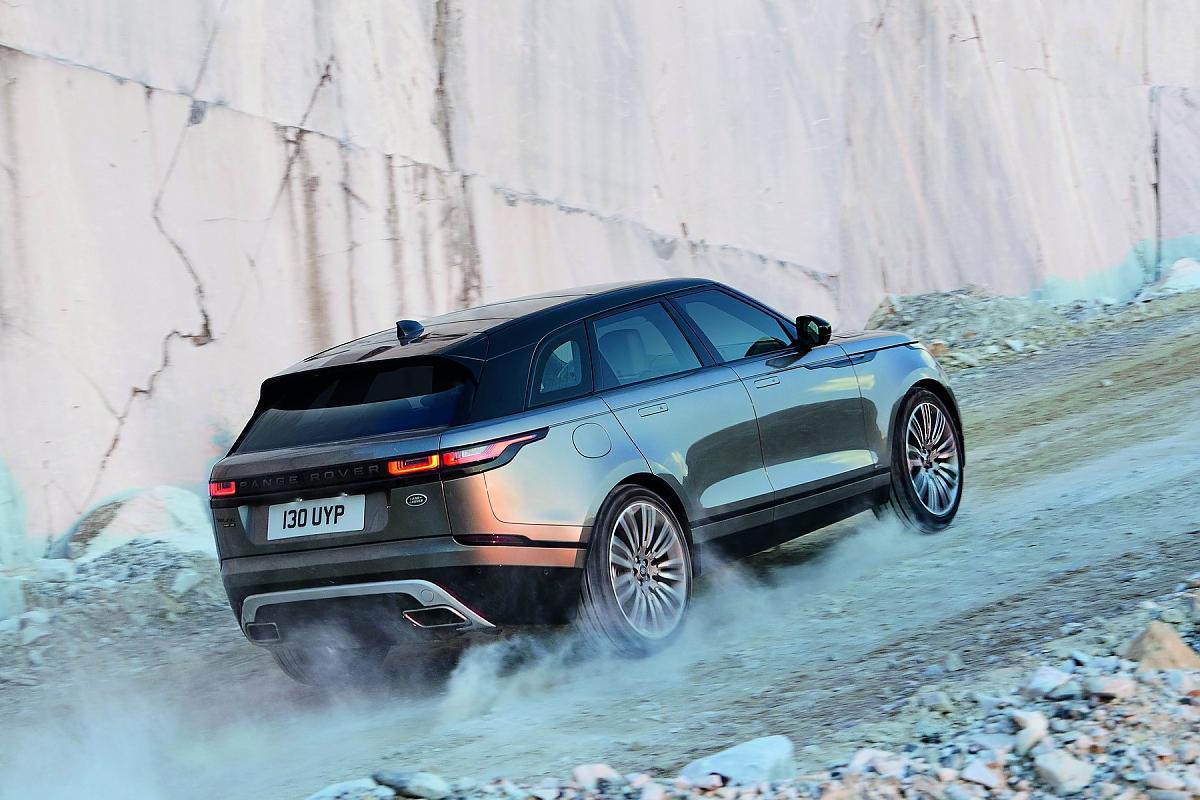 Jaguar Land Rover schafft 5000 neue Jobs in Großbritannien