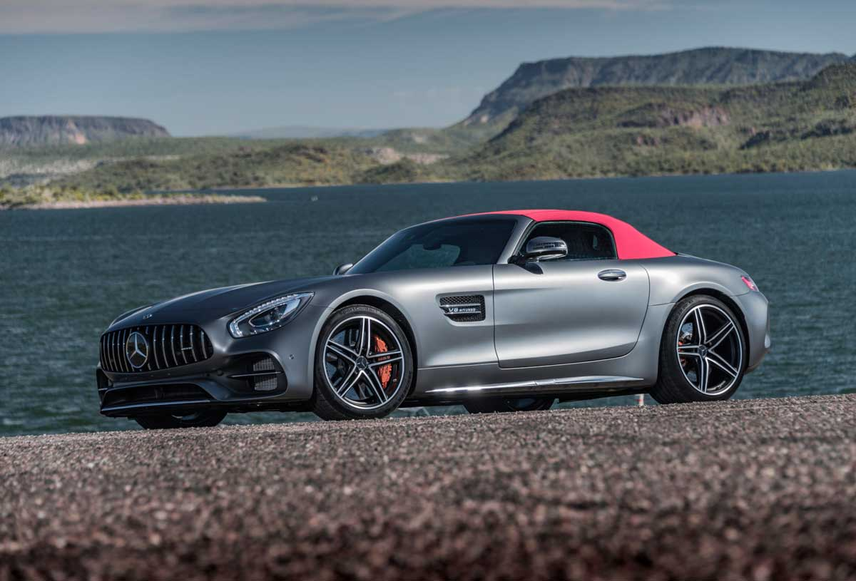 Mercedes Amg Gtc Roadster Hohes C