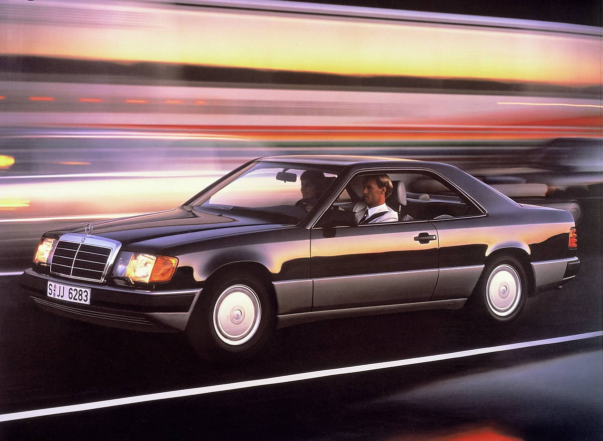 Mercedes 300 CE 6 0 AMG: The Hammer