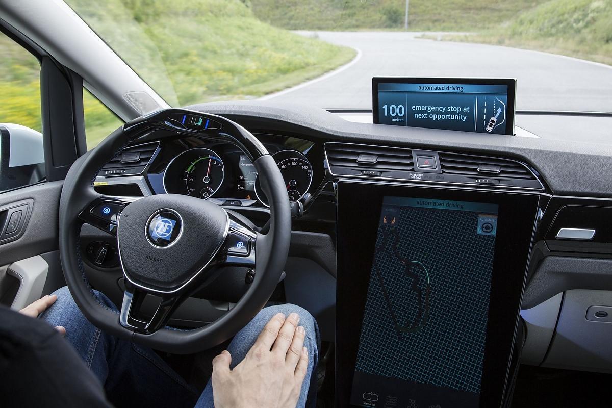 Vision Zero: ZF auf dem Weg zum unfallfreien Fahren