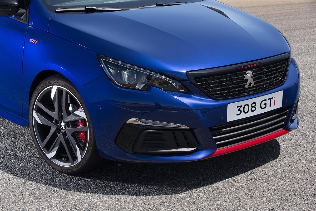 Peugeot 308 Gti Flinke Antwort Auf Den Golf Gti