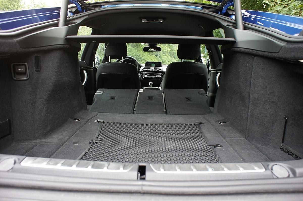 Bmw 440i Gran Coupé Agiles Reisemobil