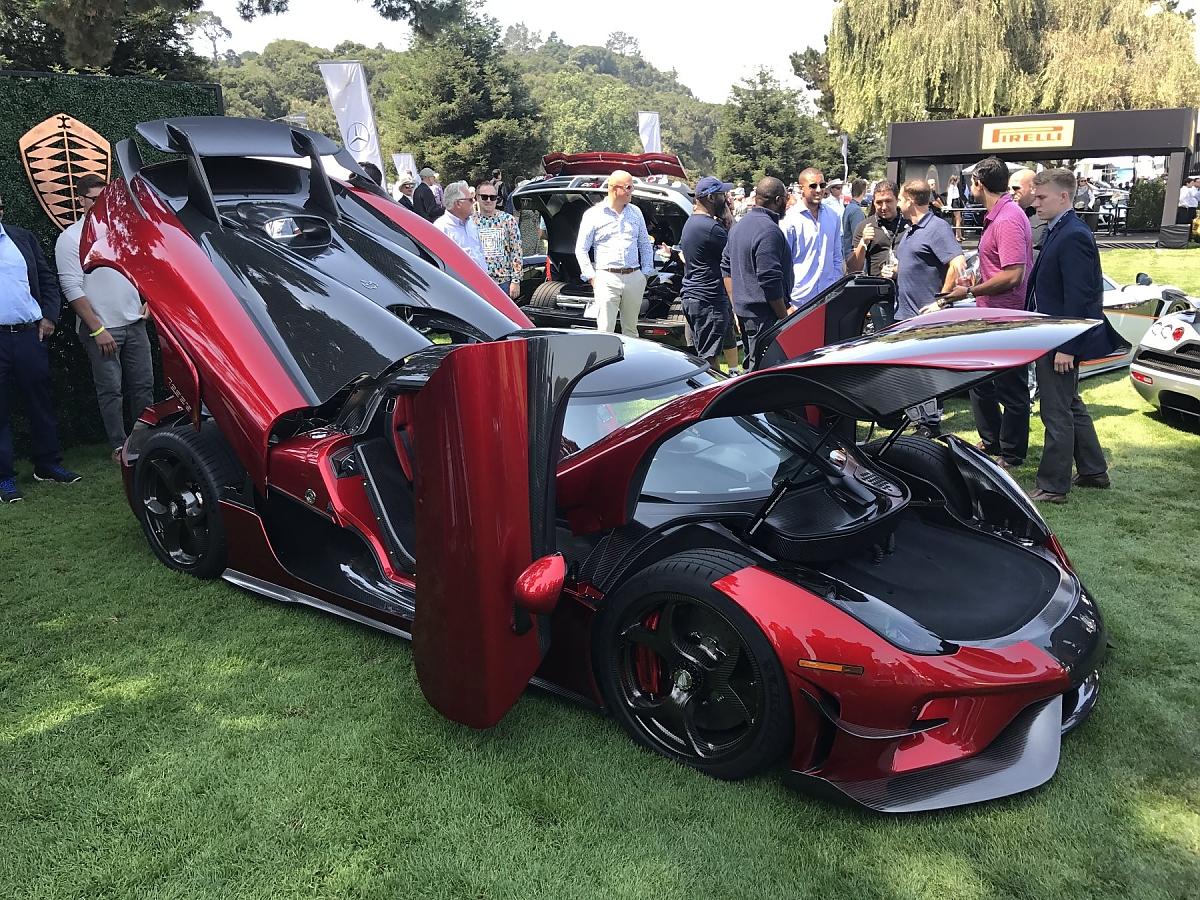 Monterey Autoweek 2017 Show Der Ganz Coolen Autos