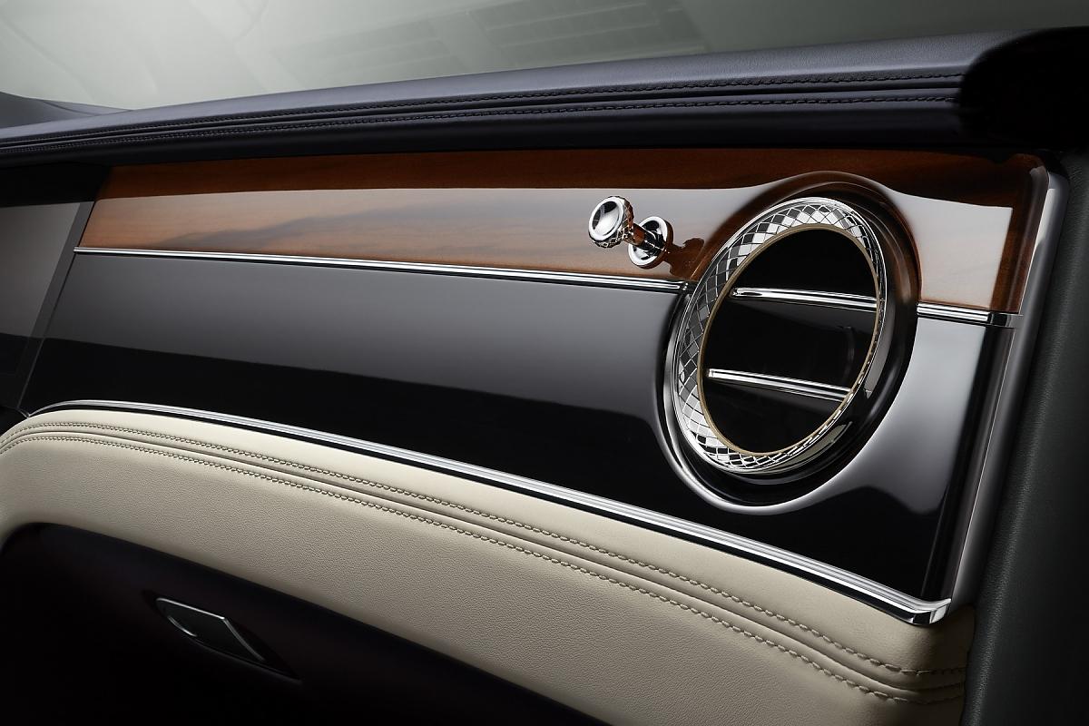 Bentley Continental: Da wankt nichts!