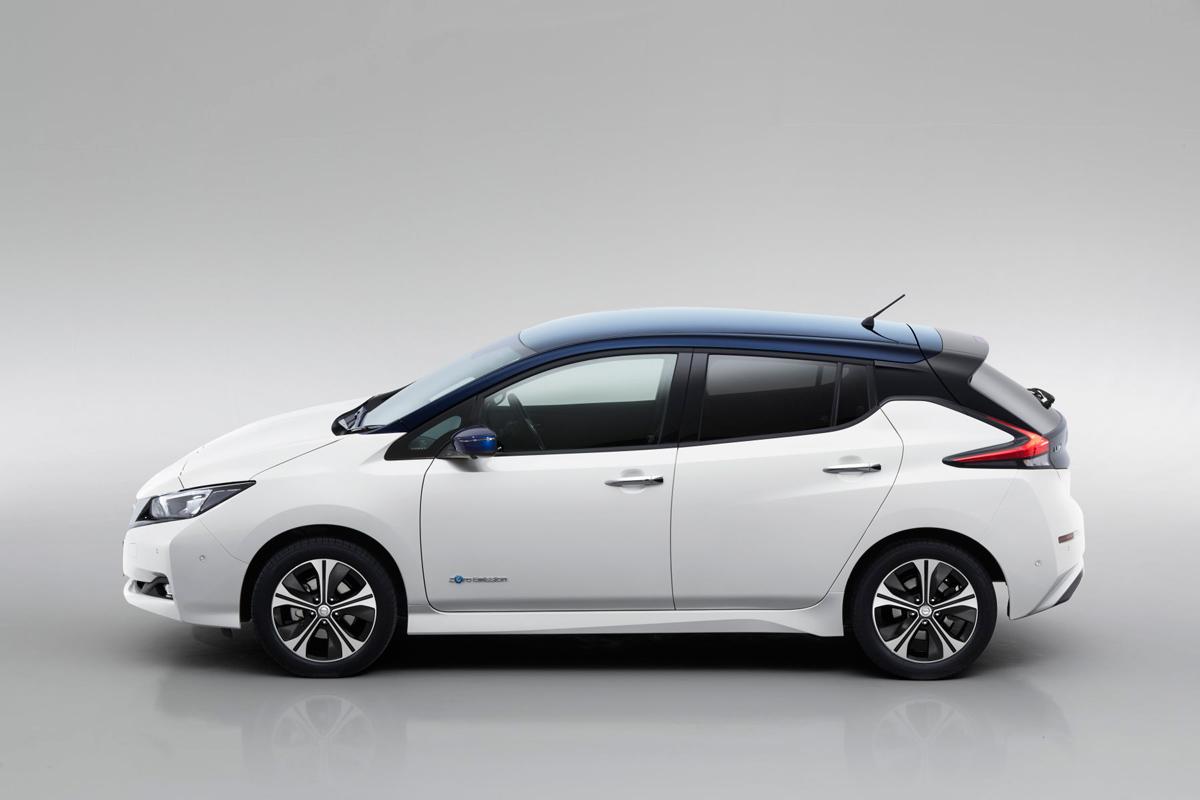 Nissan Leaf Gebraucht : erste fahrt im nissan leaf ii ~ Aude.kayakingforconservation.com Haus und Dekorationen