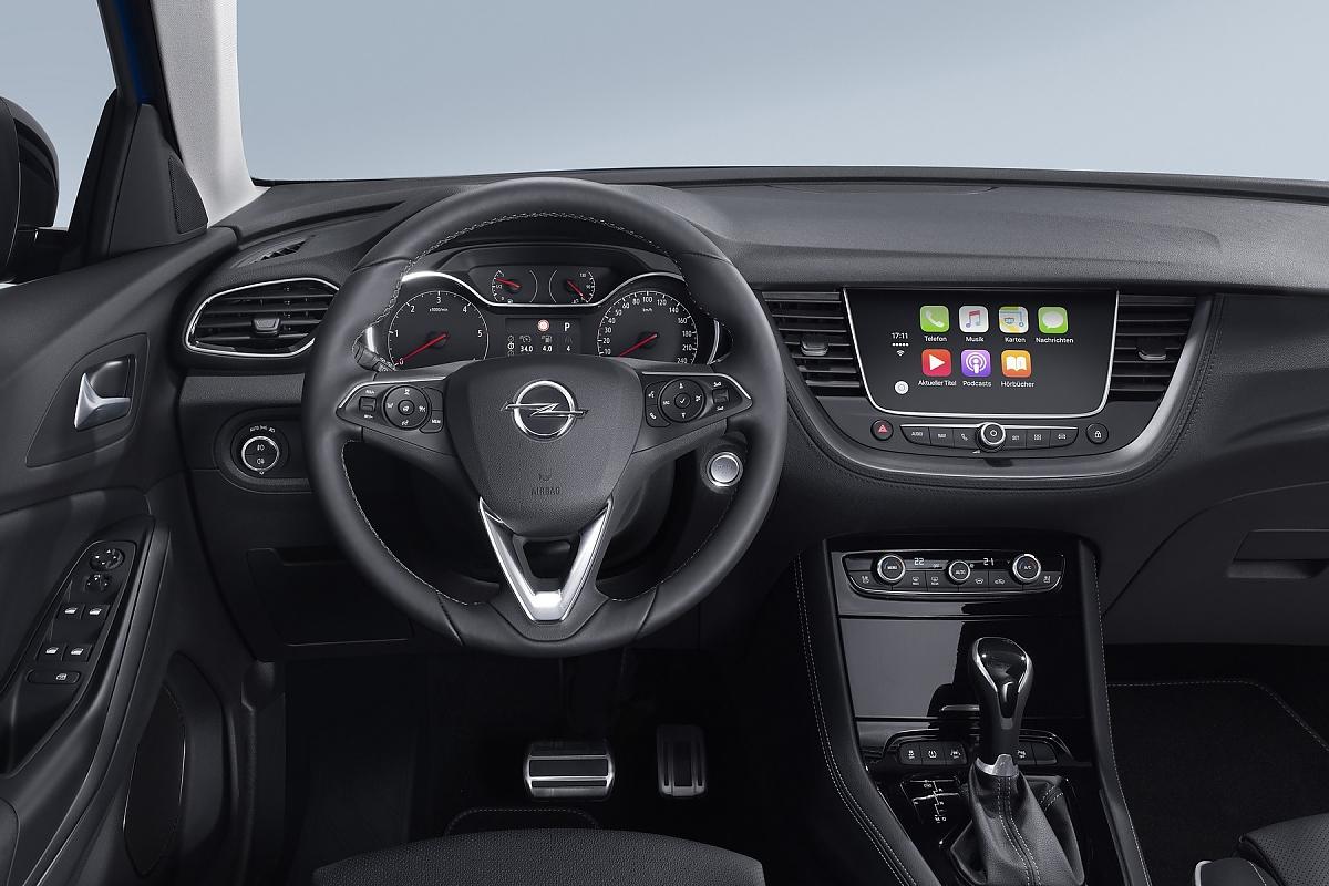 Typisches opel cockpit bild press inform opel