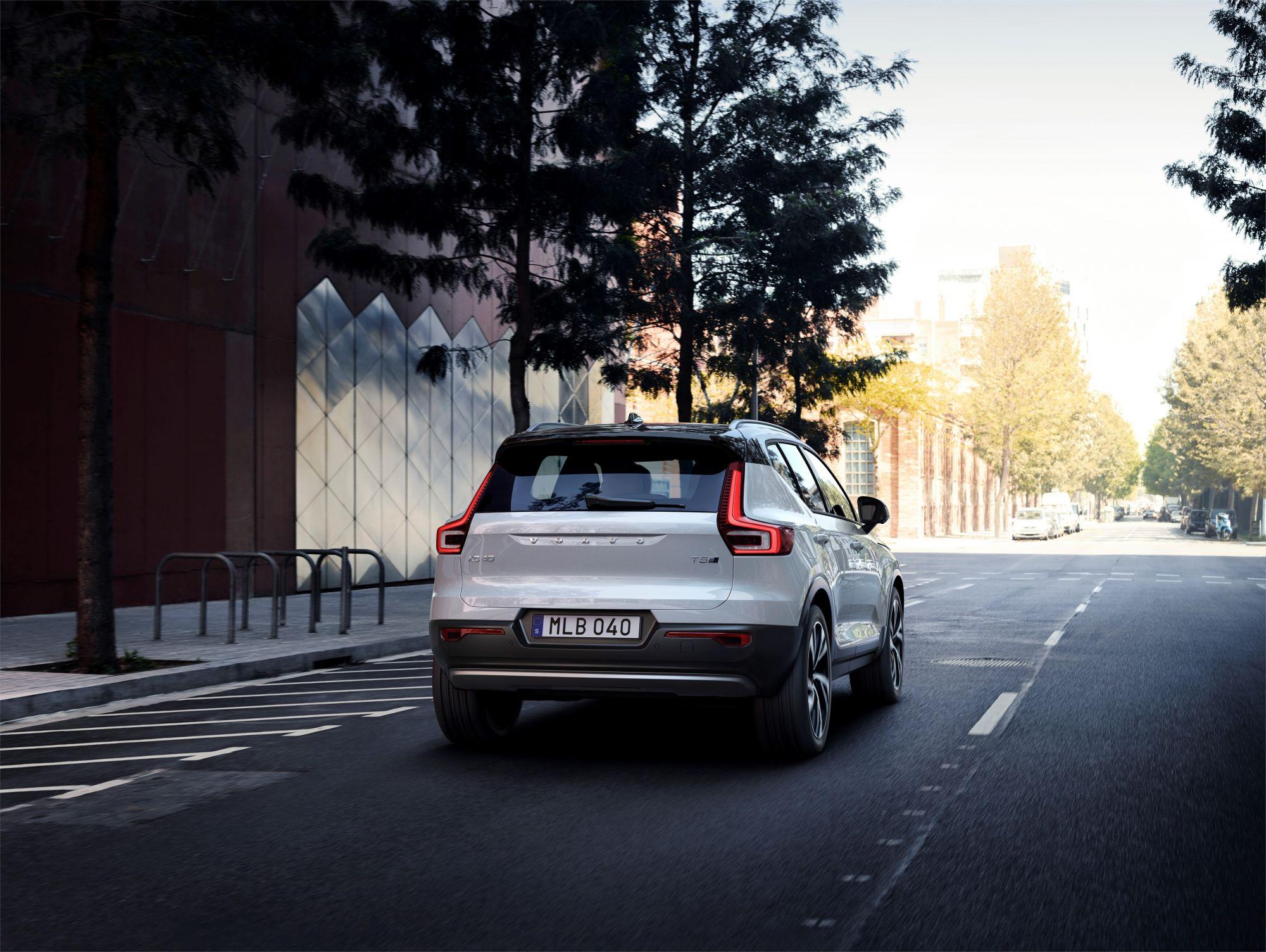 Volvo XC40: schwedisches Kompakt-SUV