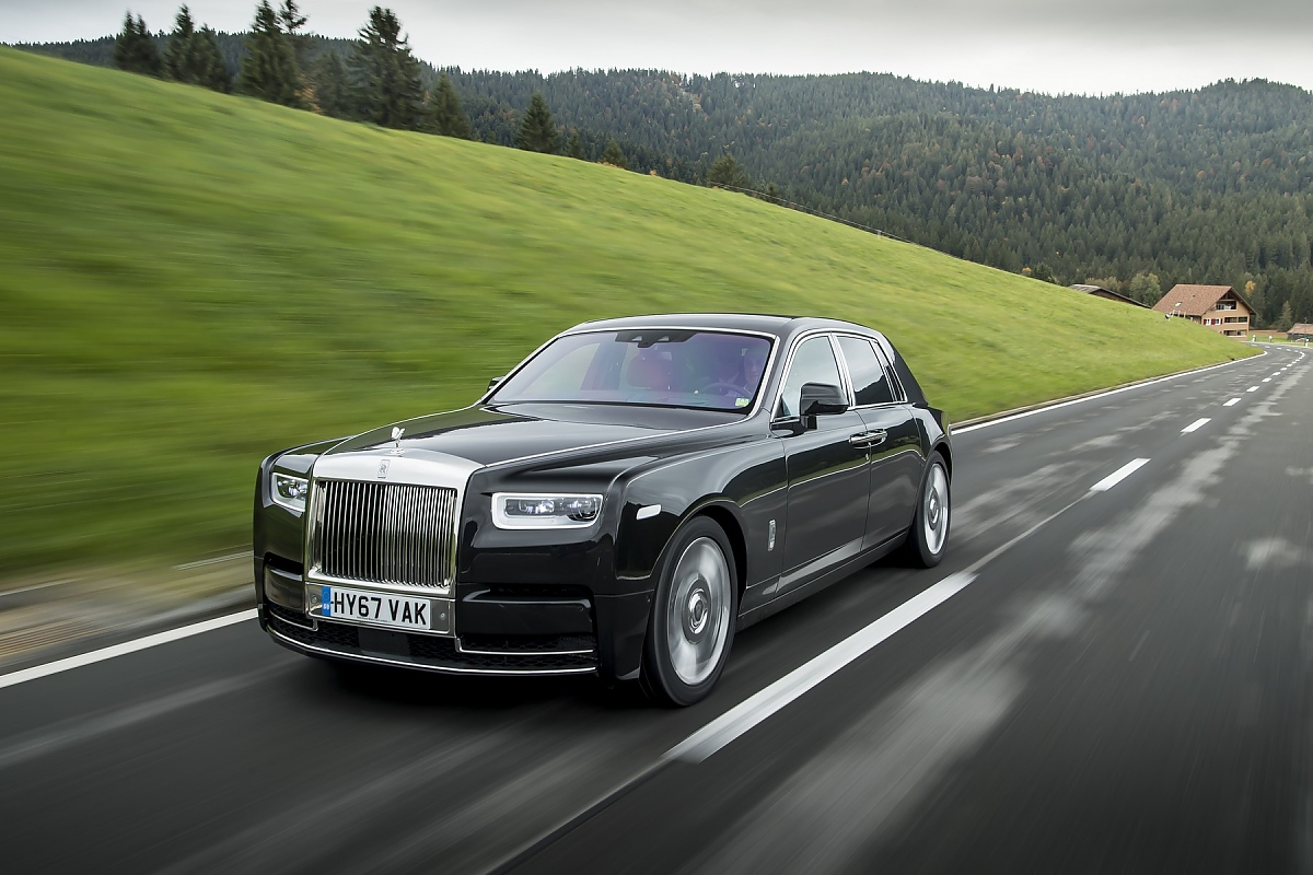 rolls royce phantom das auto. Black Bedroom Furniture Sets. Home Design Ideas