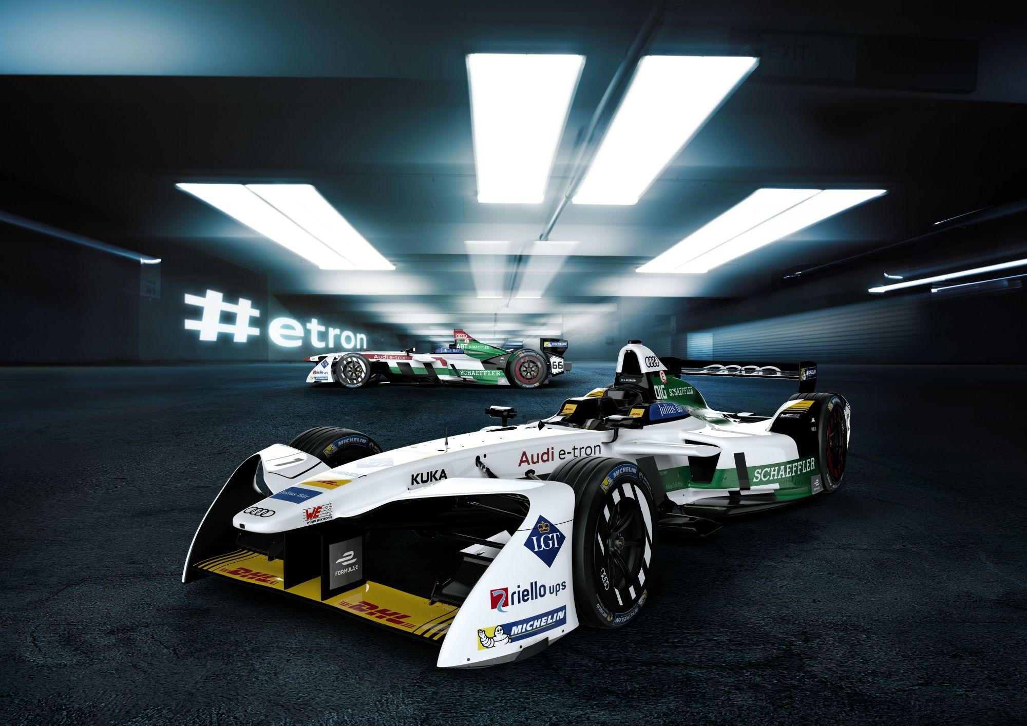Audi und Porsche kooperieren bei elektrischen Sportwagen