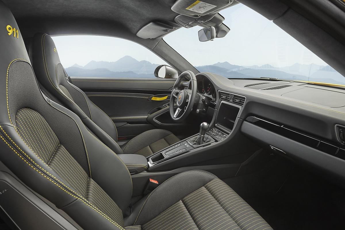 Zurück in die Zukunft: Der Porsche 911 Carrera T