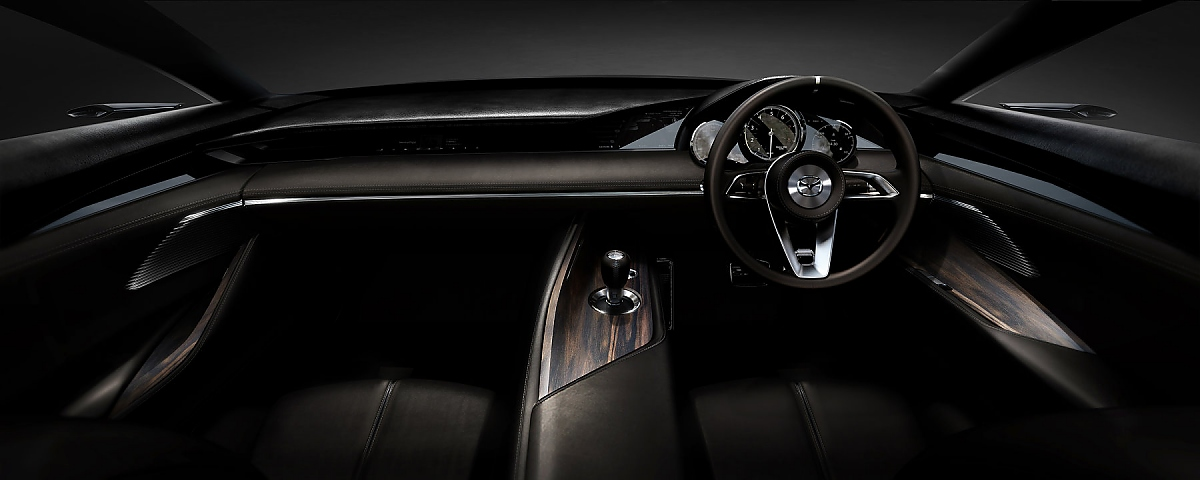 Mazda Vision Coupe Concept Ausblick Auf Den Mazda 6