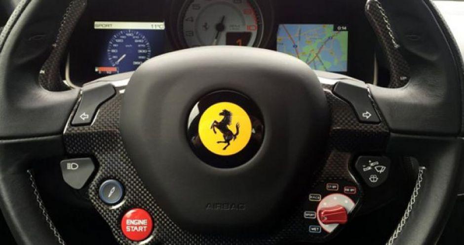 Ferrari Umsatz