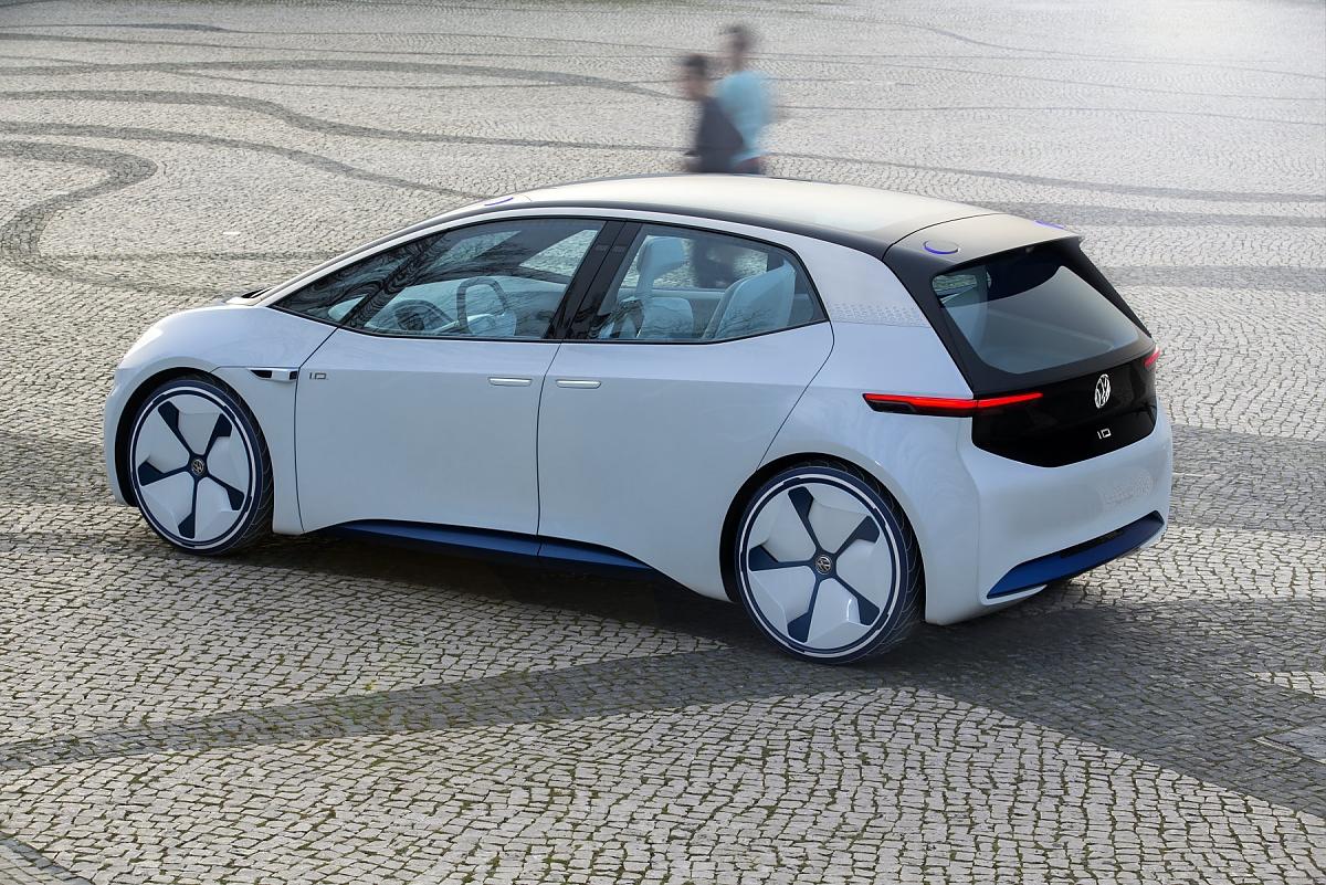 VW: Werden mit unseren E-Autos profitabler als Konkurrenten