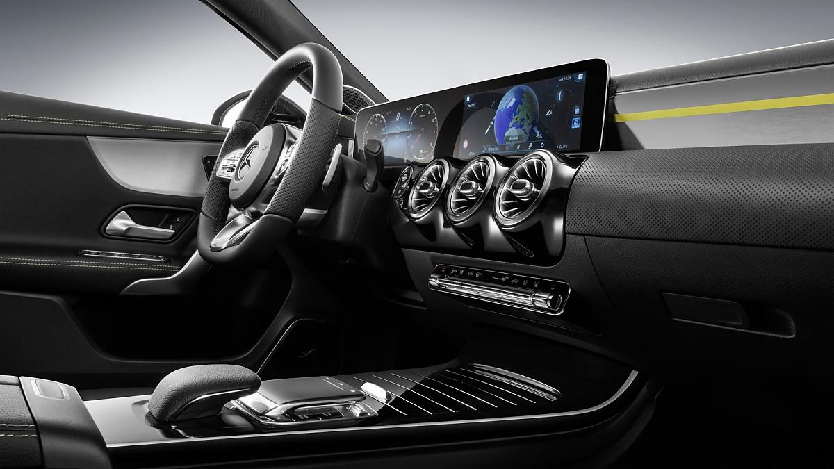 Mercedes A Klasse 2018 Familie Wachst Auf Acht Varianten