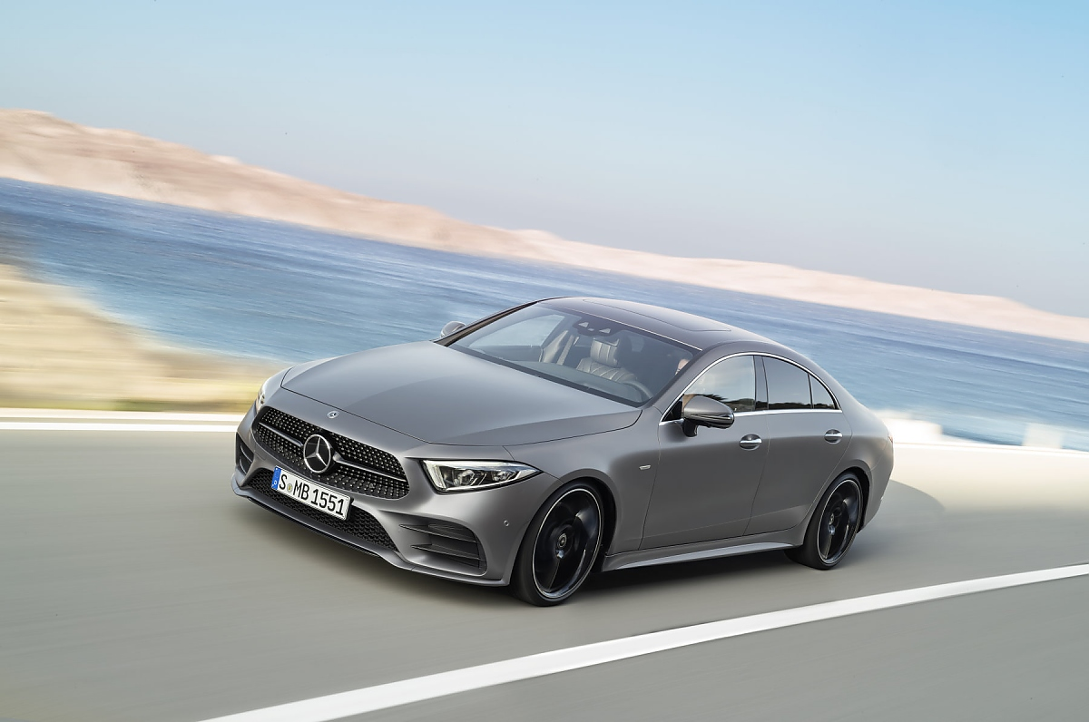 Mercedes Cls Neues Modell 2018 >> Mercedes CLS: Neues Designzeitalter