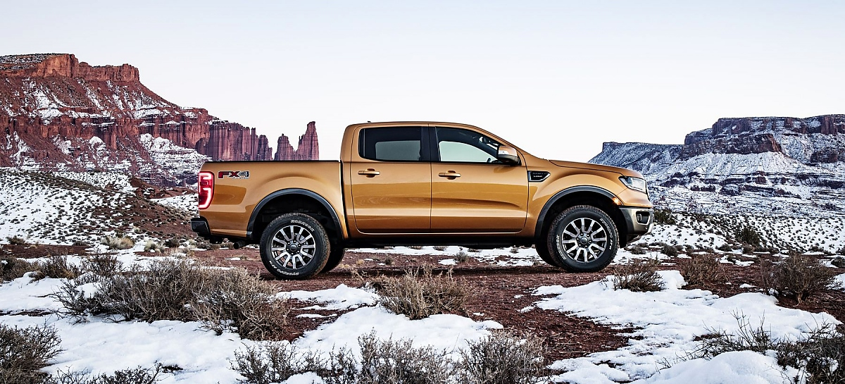 Ford Ranger: Welcome back!