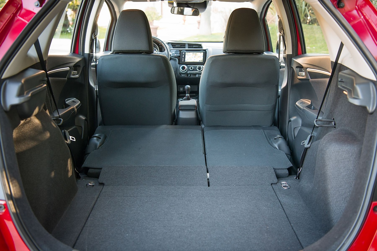 Honda Jazz 1.5 i-VTEC: Zauber-Kiste