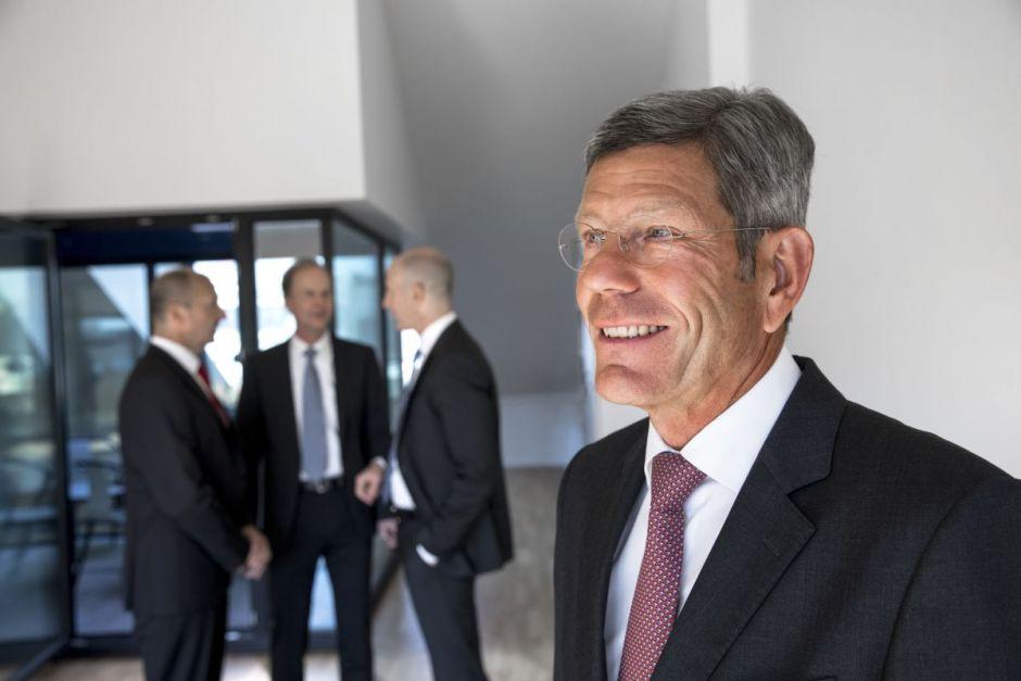 Bernhard Mattes zum neuen VDA-Präsidenten gewählt
