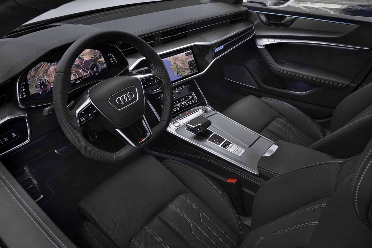 Audi A7 Sportback: Attacke auf BMW 6er und Mercedes CLS