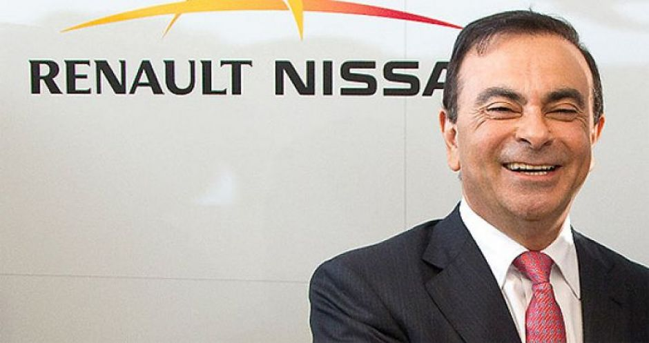Carlos Ghosn_Renault_Management
