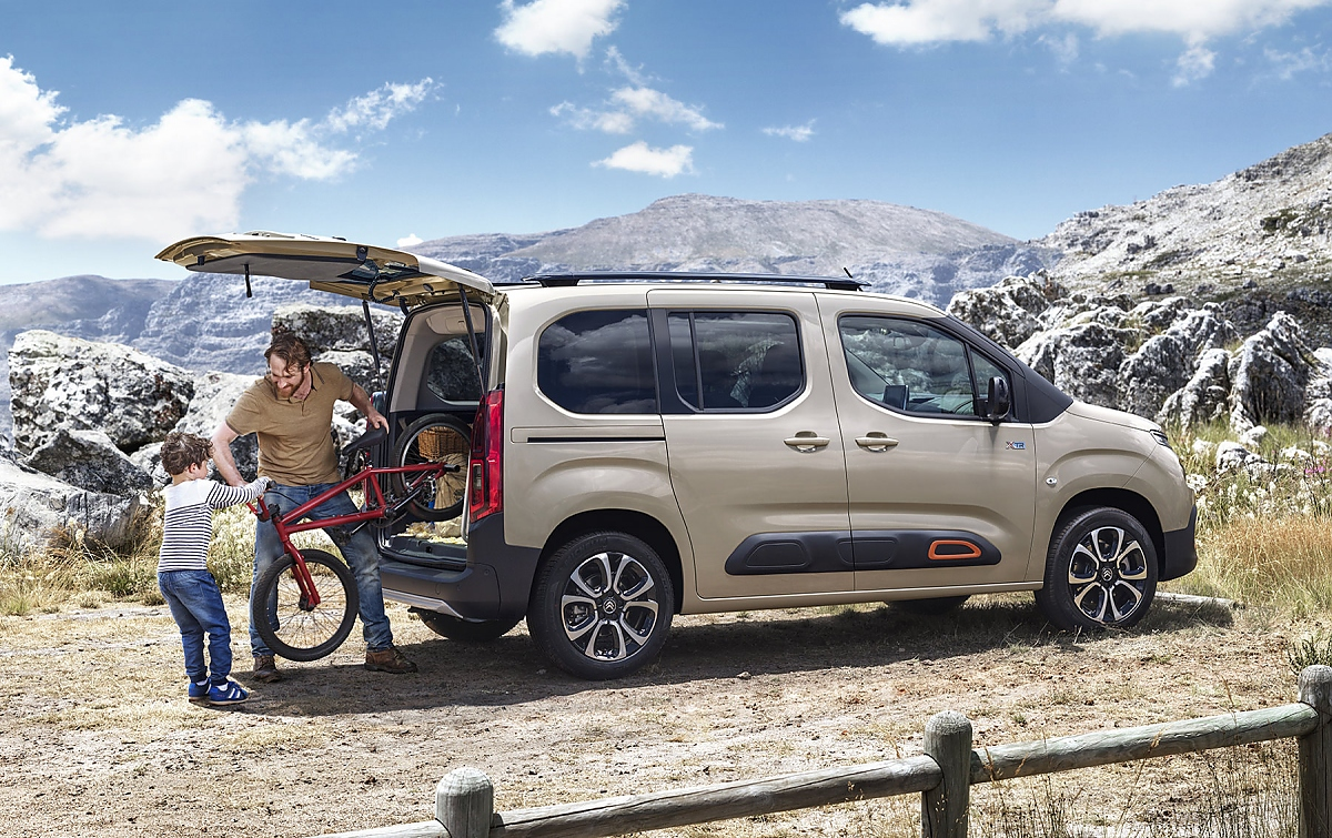 Opel Combo Citroen Berlingo Peugeot Partner Familienbande