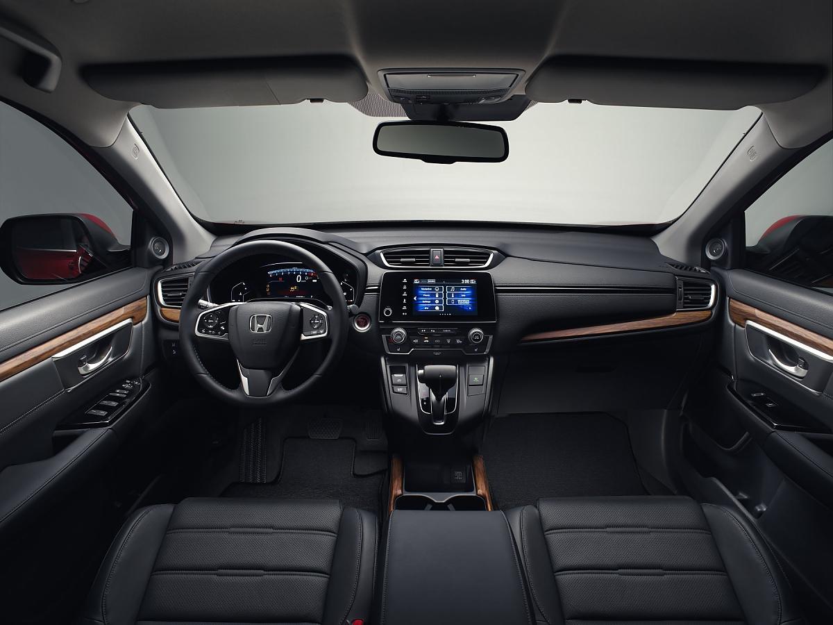 Honda CR-V: Spätstarter