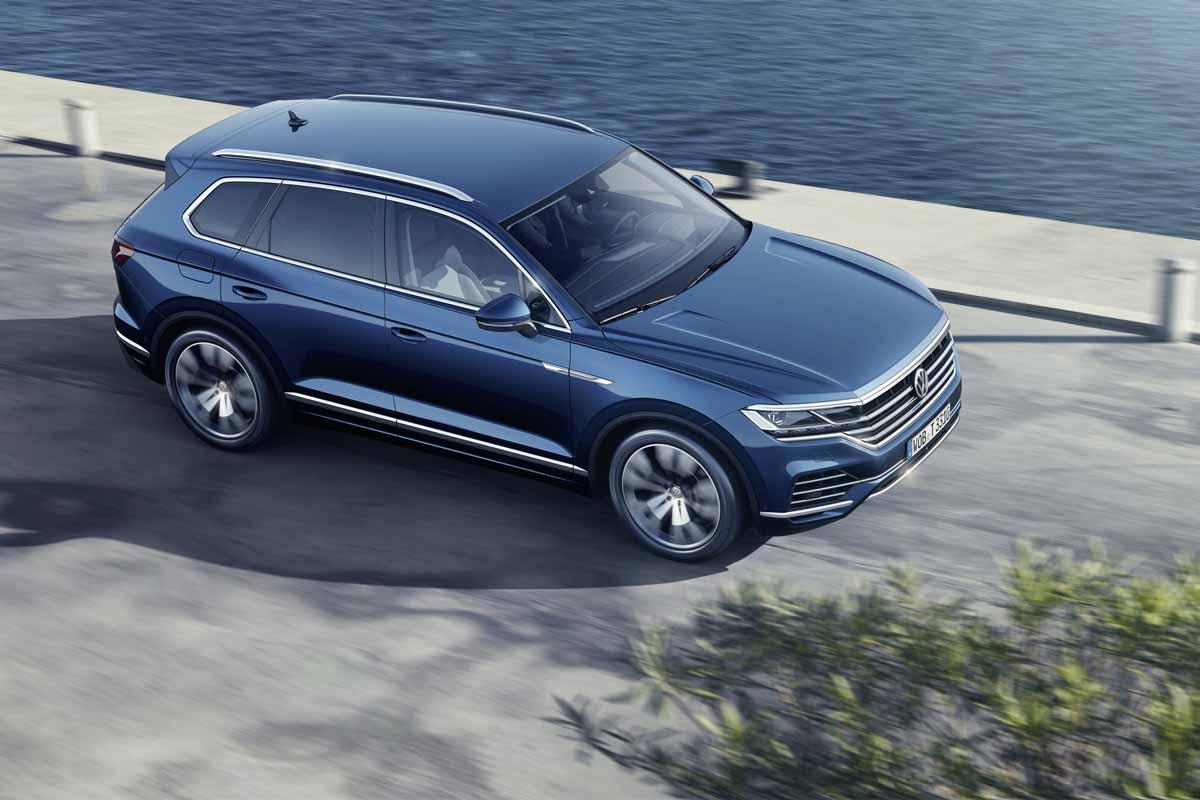 VW Touareg: Ausgereifter Nachzügler
