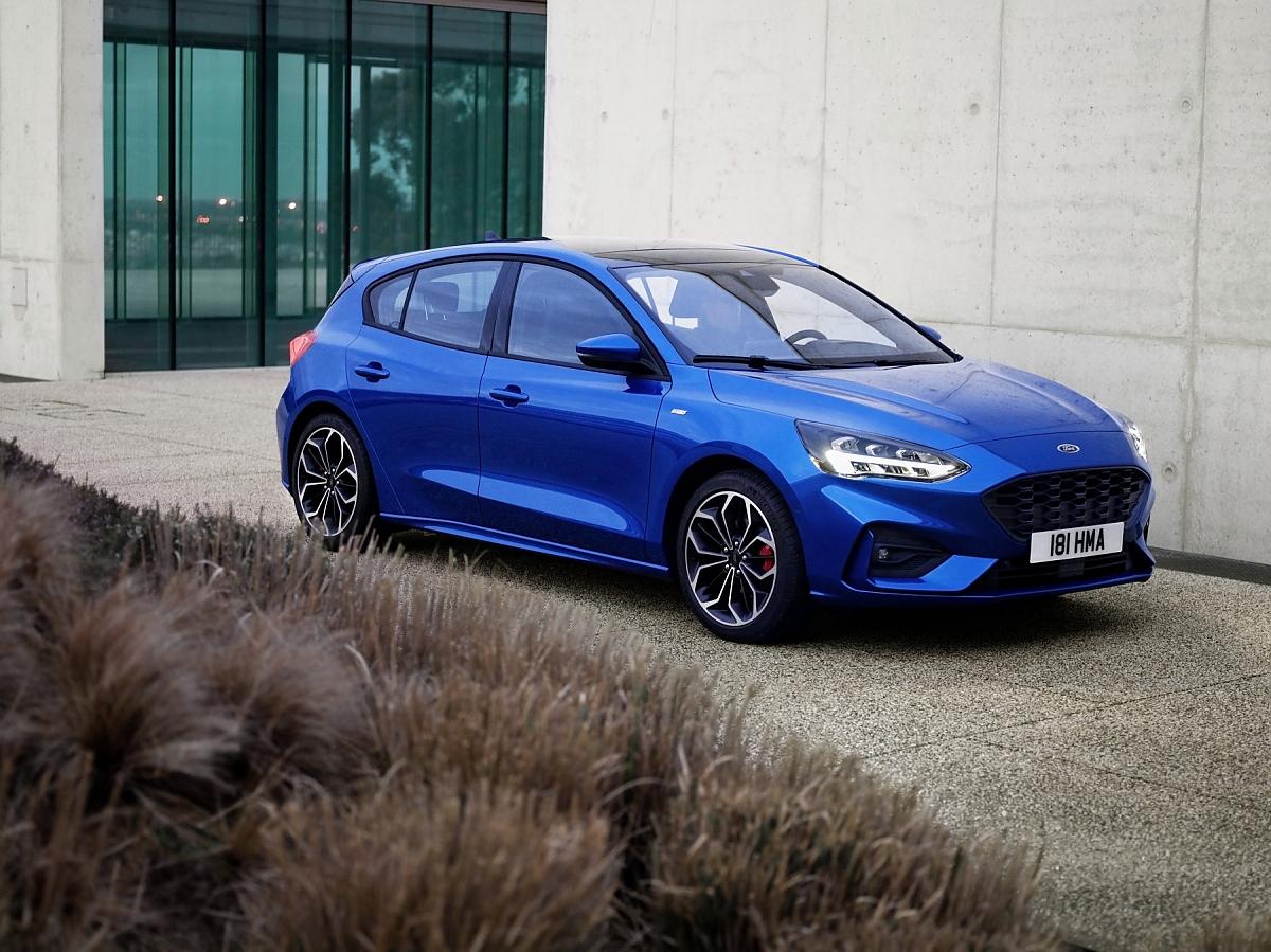 Ford Focus Kein Stein Auf Dem Anderen