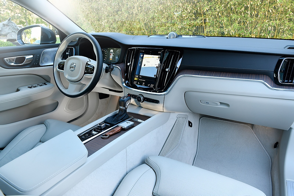 Volvo V60: Runderneuerter Lifestyler