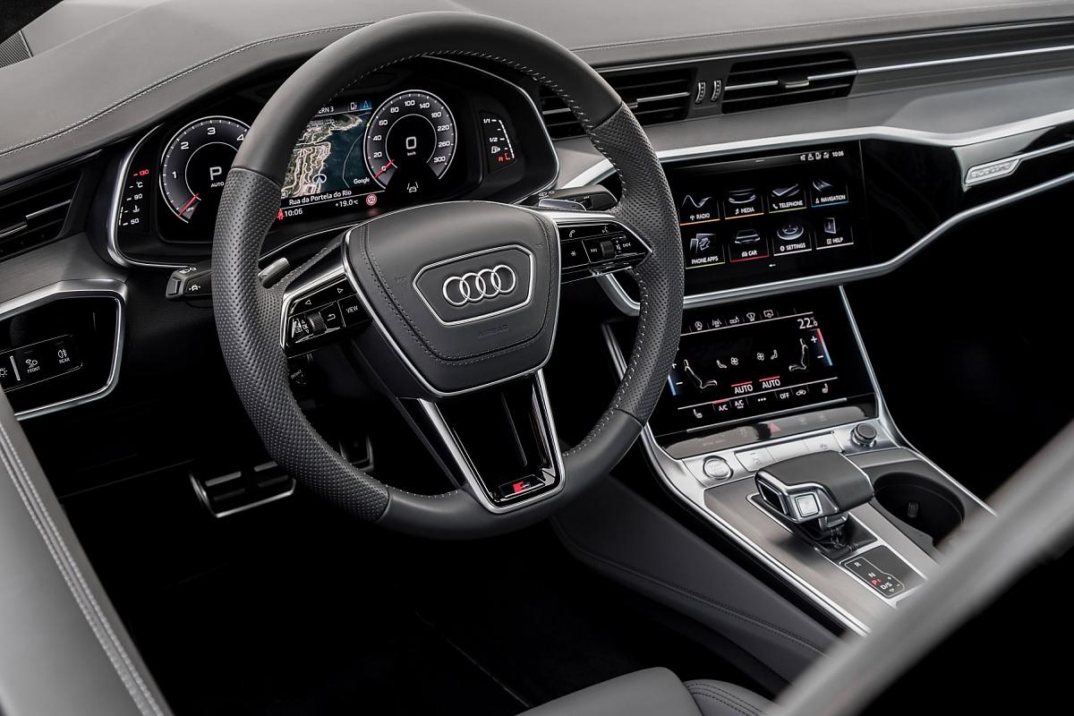 Neue Audi A6 2018 >> Audi A6: Angriff auf die Oberklassenkrone