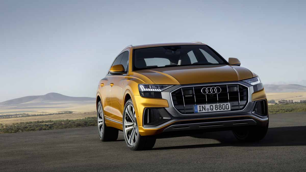 2020 Audi Q9 Pictures