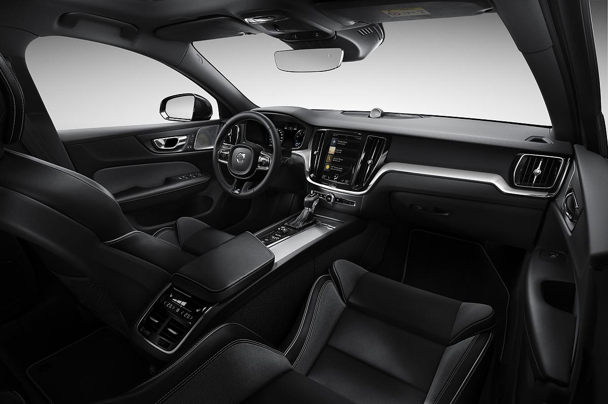 Volvo S60: Wikinger in den USA