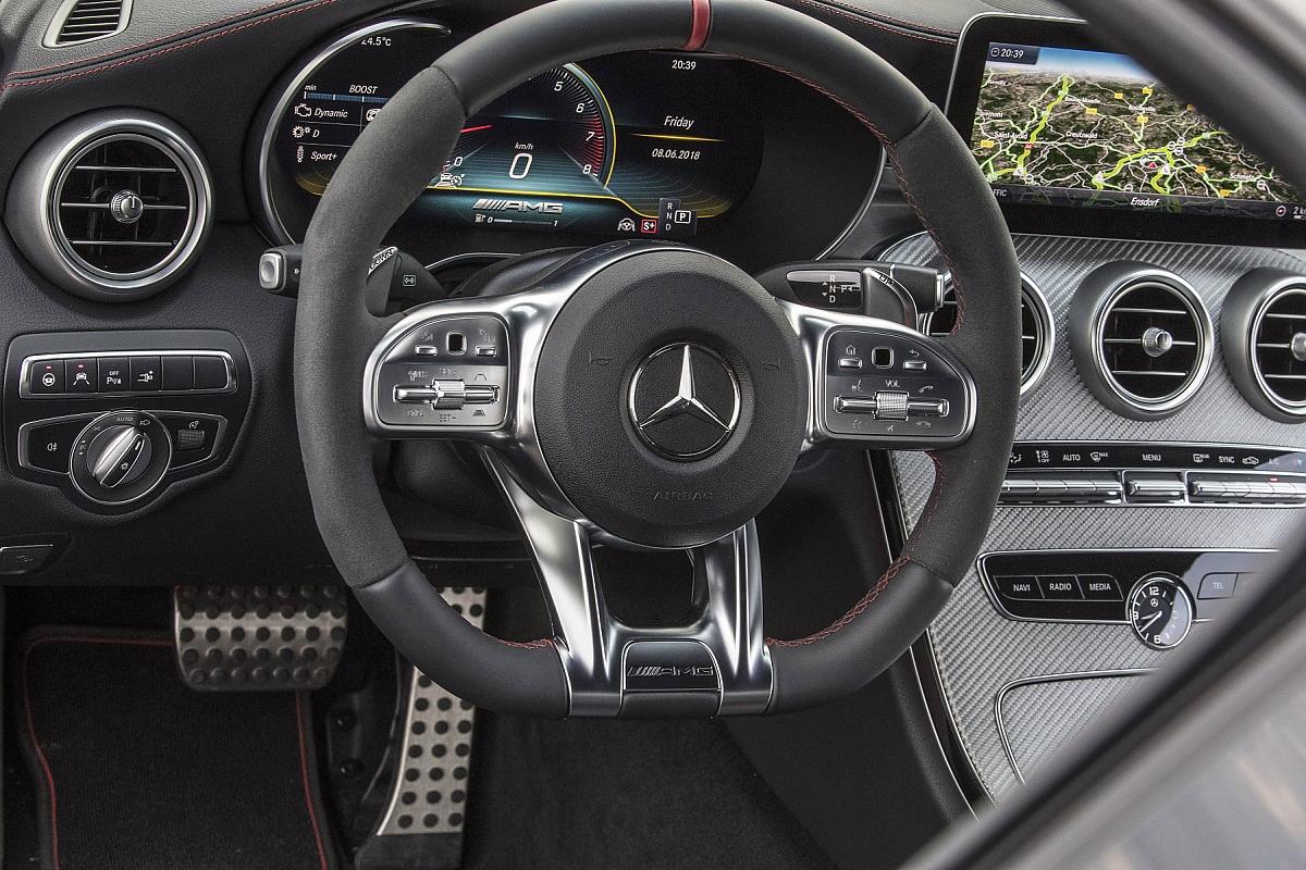 Mercedes Amg C43 Coupe 4matic Von Wegen Zweite Reihe