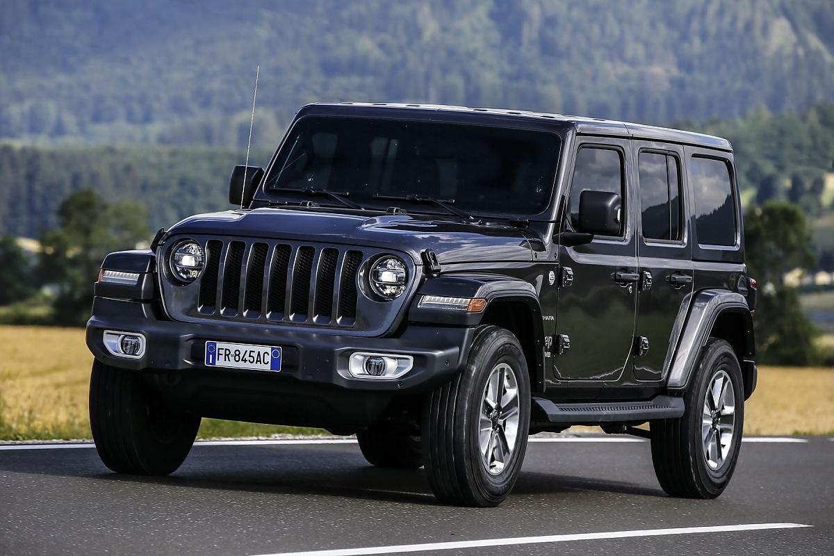Jeep Wrangler: Gelände-Klassiker wird Allrounder