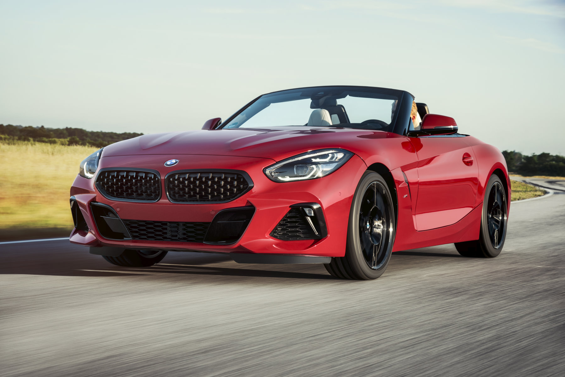 2020 BMW Z4 Roadster Spesification