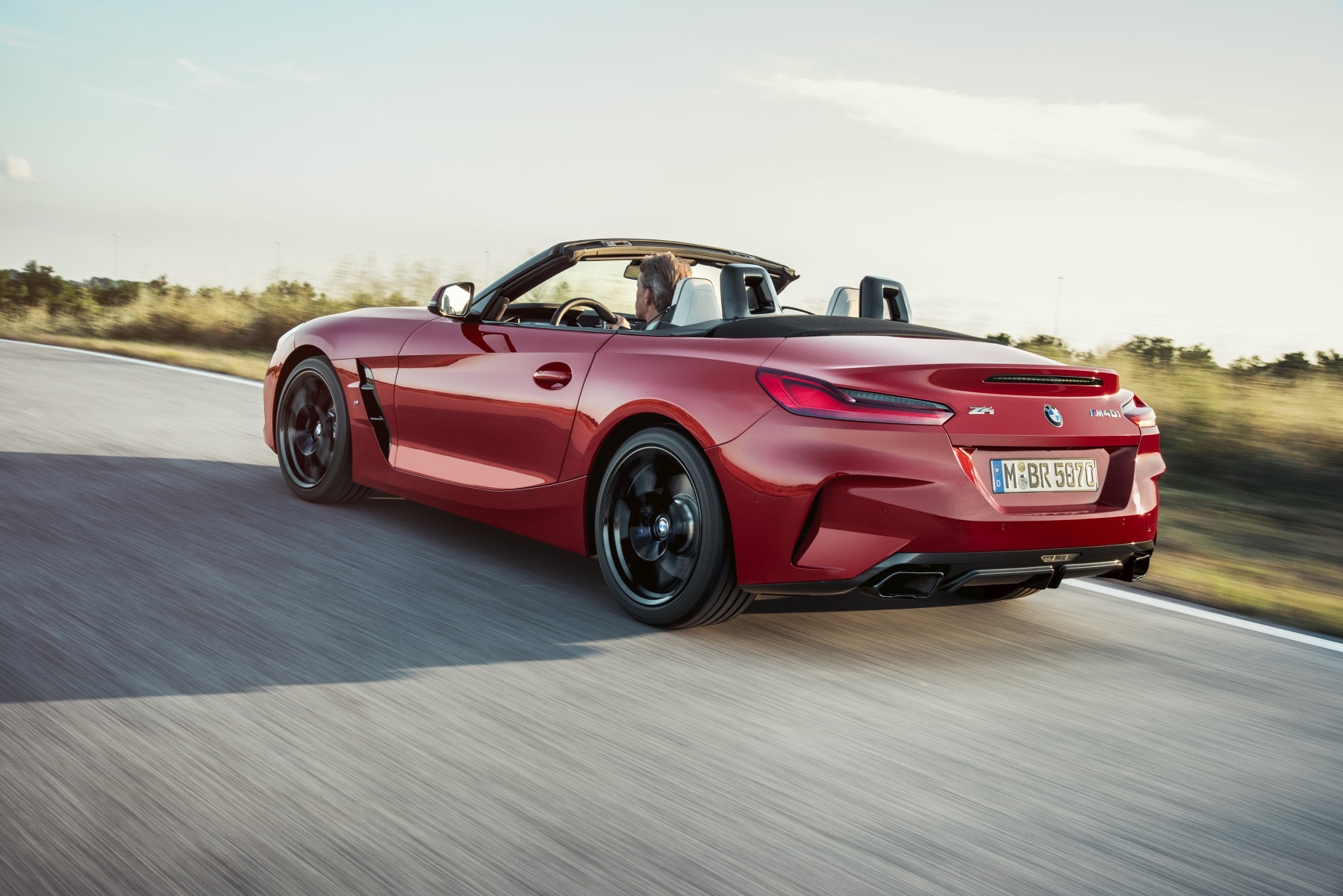 2020 BMW Z4 Roadster Redesign