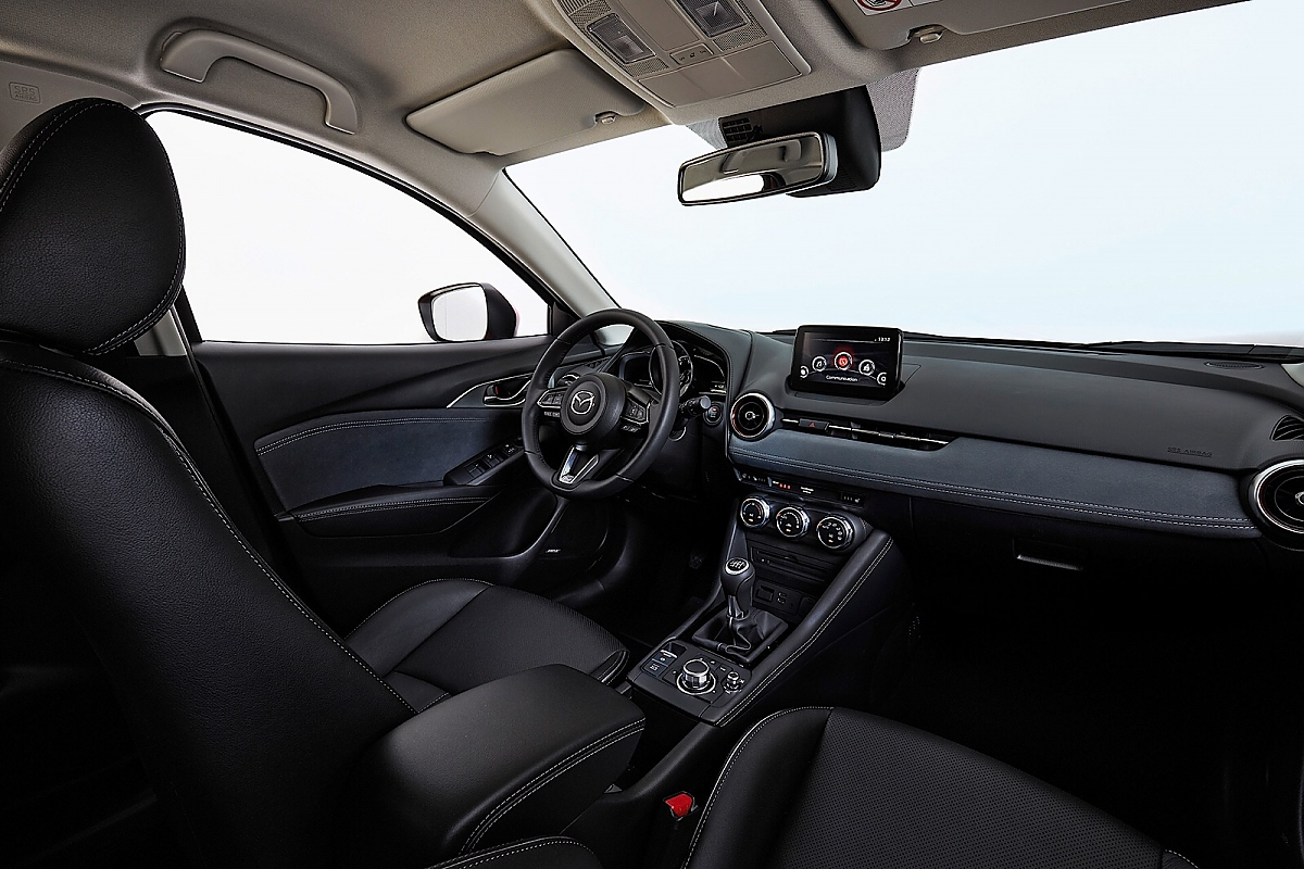 Mazda Cx 3 Update Vor Allem Unter Der Haube