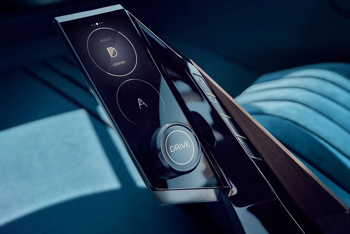 Peugeot E Legend Concept Gestern Trifft Morgen