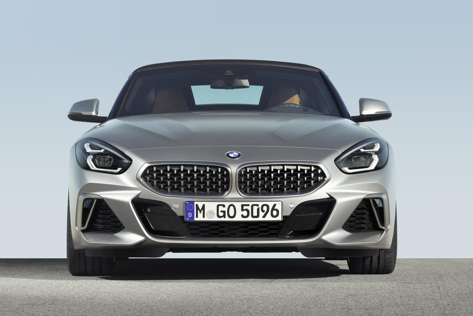 Bmw Z4 M40i Puristischer Luxus