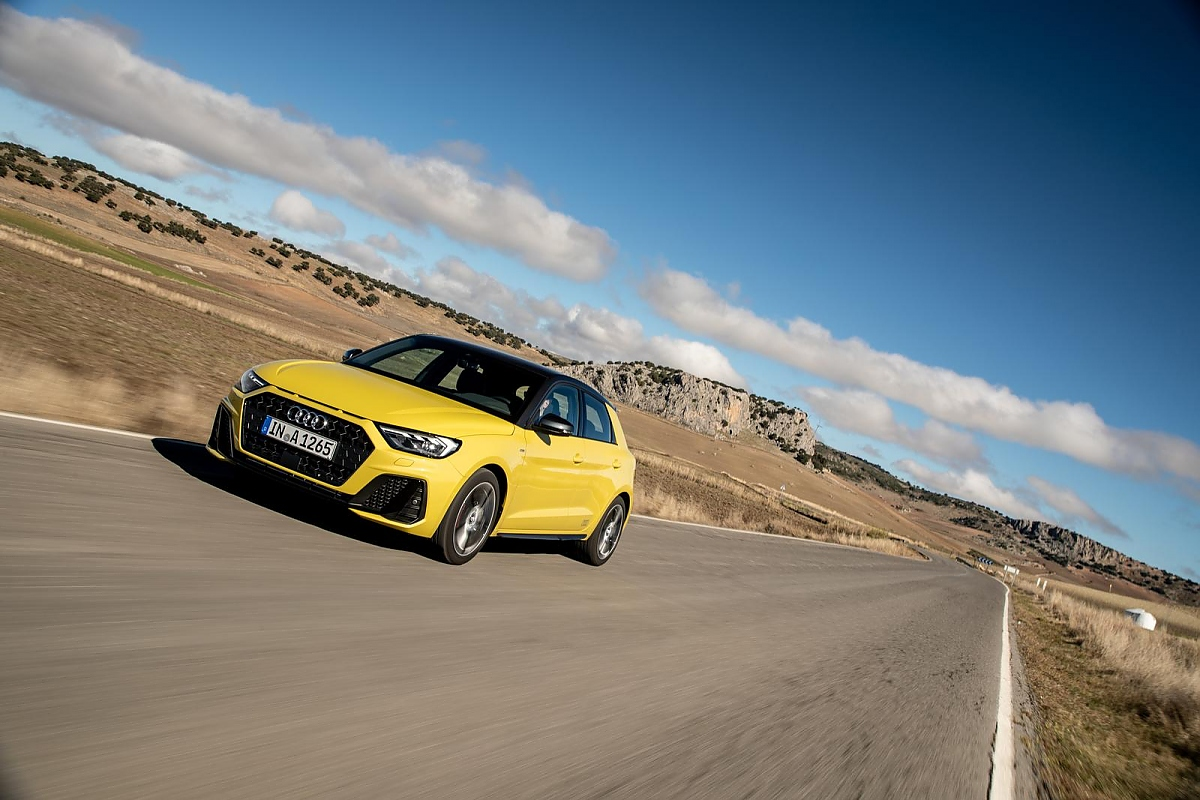 Audi A1 Anleihen Aus Dem Segelsport