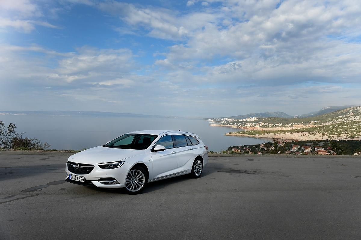 Opel Insignia Das Passt