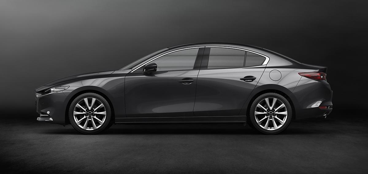 Mazda3 Ein Grosser Wurf