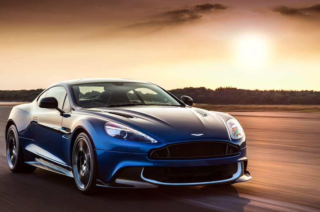 Aston Martin Entwickelt Wieder Eigenen Sechs Zylinder Motor