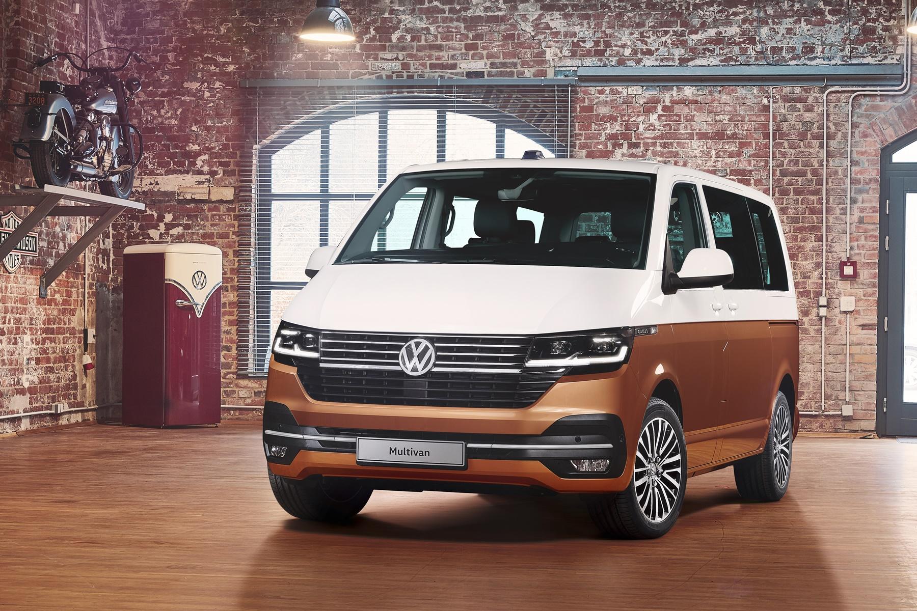 2020 Volkswagen Transporter Concept