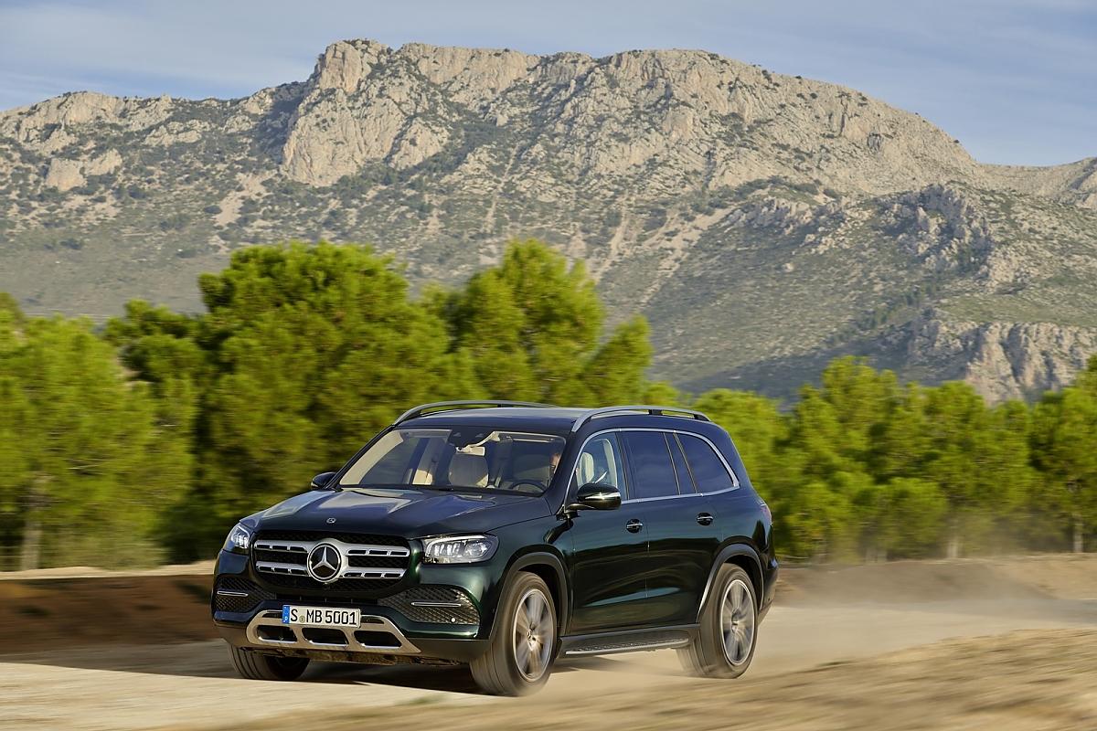 2020 Mercedes GLS Release