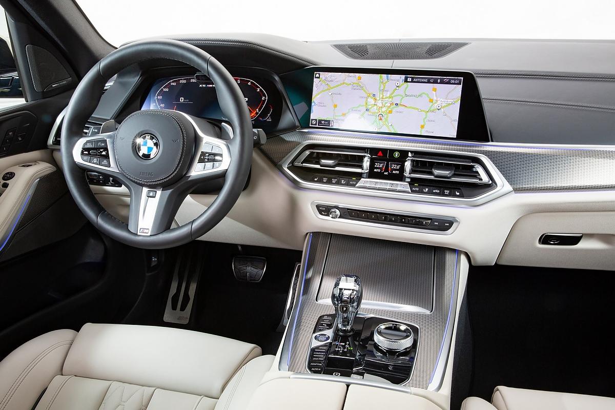 Bmw X5 M50d Soll Mit Kraft Und Agilitat Druck Auf Audi Erhohen
